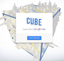 The New Google Maps Game is Actually Kind of Addictive - Flavorwire | games2learn | Scoop.it