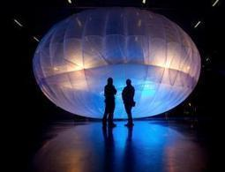 Google's Project Loon to float the internet on balloons - tech - 18 June 2013 - New Scientist | Innovation and Collaboration | Scoop.it