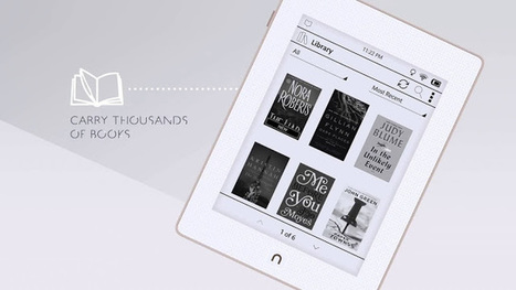 You Should Try The Nook Reading App | Litteris | Scoop.it