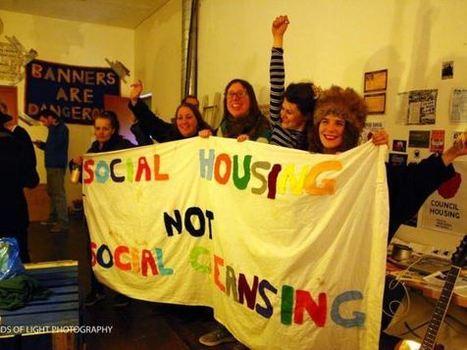 Radical Housing Network Hire a Paid Co-Ordinator | Peer2Politics | Scoop.it