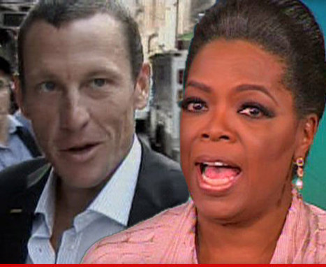 Lance Armstrong -- Reportedly Ready to Come Clean to Oprah   AbuHill   Scoop.it