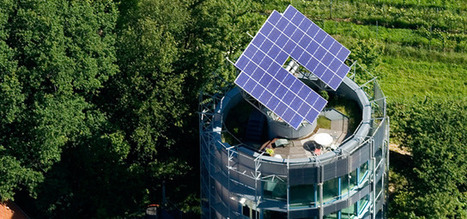 The Heliotrope House Automatically Follows The Sun Like A Plant | Fast Company | Sustainable Futures | Scoop.it