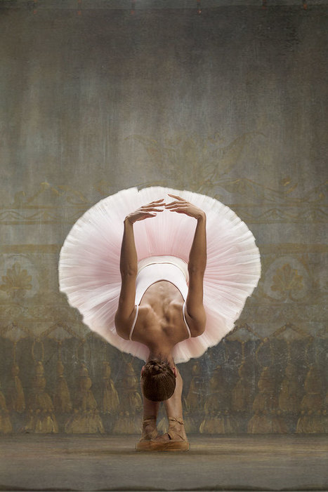 Ballerina Recreates The Paintings Of Edgar Degas | Edu's stuff | Scoop.it