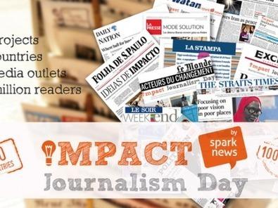 Journalisme d'Impact, 101 solutions innovantes pour 100 millions de lecteurs | Les médias face à leur destin | Scoop.it