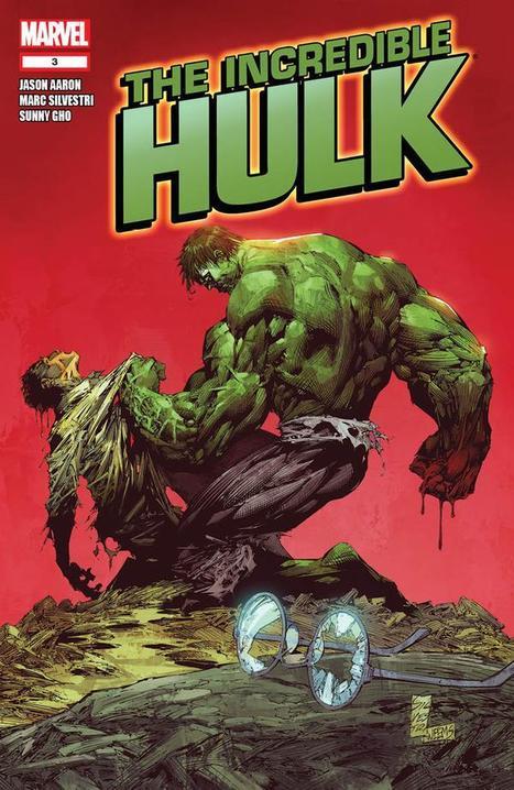 First Look: Incredible Hulk #3 - Comic Vine | Animated... | Scoop.it
