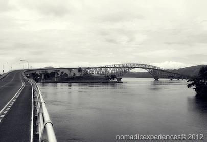 Nomadic Experiences: Dante Varona Unchained at San Juanico Bridge | Philippine Travel | Scoop.it