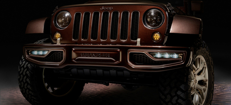 How Jeep Does Design A Little Differently In China | design | Scoop.it