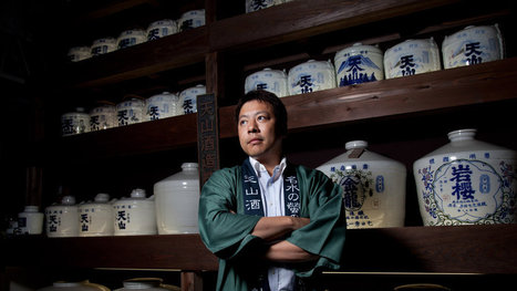 Sake With Your Burger? Japan Looks West to Save a Tradition | On the Plate | Scoop.it