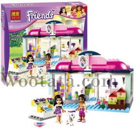 Mainan Bongkar Pasang Anak Block Bela Friends 10171 Heartlake Pet Salon | Toko Mainan Anak Online | Scoop.it