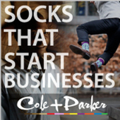 Socks that Start Businesses | Innovative Marketing and Crowdfunding | Scoop.it