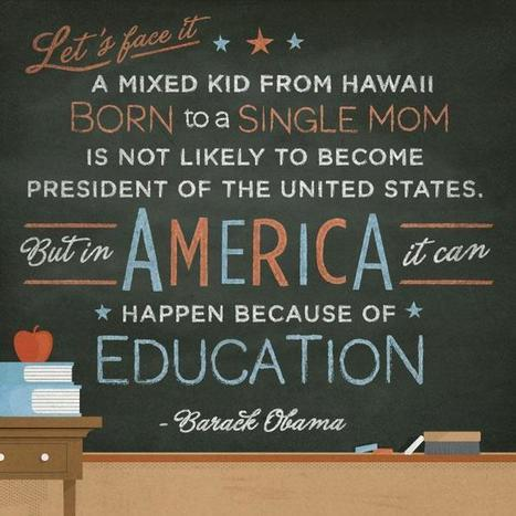 Because of education. | Political Favorites | Scoop.it