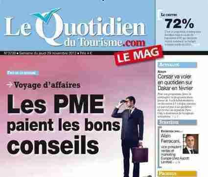Le Quotidien du Tourisme | La veille du BTS Tourisme en Guyane (Lycée Gaston Monnerville) | Scoop.it