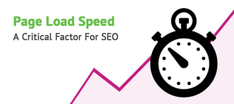 Your next online challenge: increasing your page's speed | SEO, SEM & Social Media NEWS | Scoop.it