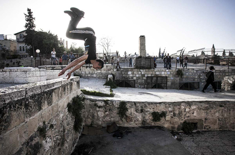 In Pictures: Palestinian parkour | Year 11 - CUltural Integration | Scoop.it
