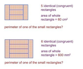 MEDIAN Don Steward secondary maths teaching: area and perimeter   How to Deal With Kids' Maths Anxiety   MindShift   Scoop.it