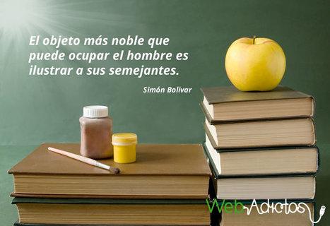 Frases del día del maestro, para felicitarlos en su día | educacion-y-ntic | Scoop.it