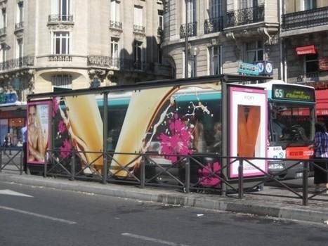 Vichy lance une campagne d'affichage sensoriel | streetmarketing | Scoop.it