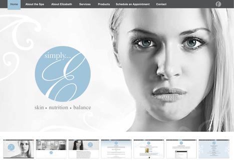 Designing a unique website for a boutique medical spa. | Flynn Design | Scoop.it