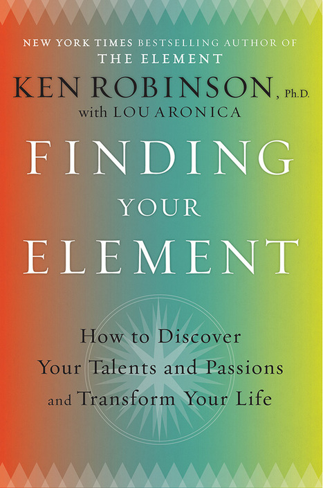 "Website and blog of New York Times best selling author of ""The Element"", TED speaker, education and creativity expert 