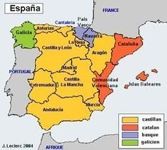 L'Espagne : un exemple différent de bilinguisme institutionnel - SALIC | sam | Scoop.it