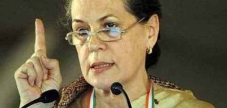 Workers shout 'Rahul for PM', Sonia says 'no' | India News | Scoop.it