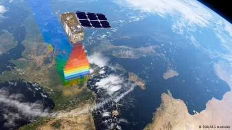 Big data from satellites to fight climate change | Environment | DW.COM | 27.04.2016 | Sustain Our Earth | Scoop.it