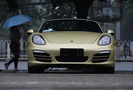 Porsche, Maserati Expanding Dealerships In Asia As Luxury Auto Consumption Explodes - TheTopTier - The Best in Luxury and Affluence | Supercars in Asia | Scoop.it