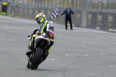 Valentino Rossi, from Doctor to patient | Ductalk | Scoop.it