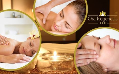 Exotic Treatment, Day Spa Packages from Ora Regenesis Spa | Ora Spa | Scoop.it