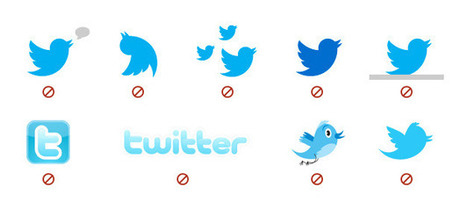 Twitter Rebrand: Flying Away From Logotype — desantis creative | timms brand design | Scoop.it