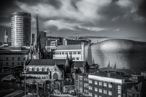 Birmingham Skyline | Fujifilm X-Series | Scoop.it