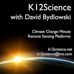 K12Science - Remote Sensing Podcast for kids | Aerial Mapping Weekly Update | Scoop.it