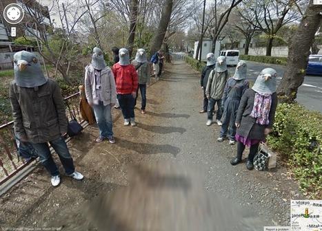 Google Street View's Greatest, Weirdest Hits | Vloasis humor | Scoop.it