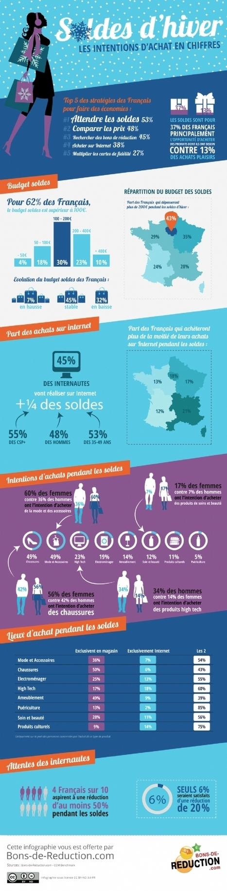 Soldes 2014 : les intentions d'achats des français - Emarketing | Digital Marketing | Scoop.it