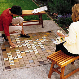 Garden Games | crafting | Scoop.it