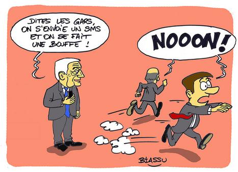 DSK et les SMS....   Photos de LYonenFrance   LYFtv - Lyon   Scoop.it