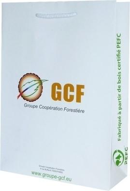 Un sac luxe respectueux de l'environnement, avec la GCF - Sac luxe développement durable   Sac luxe publicitaire   Scoop.it