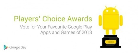 Google App Awards 2013 | Spazio mobile | Scoop.it