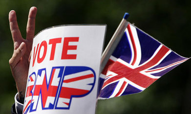 BNP calls on members to breed more after elections disaster - say leftwing extremists | The Indigenous Uprising of the British Isles | Scoop.it