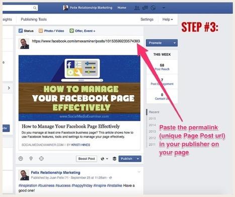 20 Fonctionnalités Facebook, Twitter, Instagram, LinkedIn Sous-Utilisées | Webmarketing et Réseaux sociaux | Scoop.it