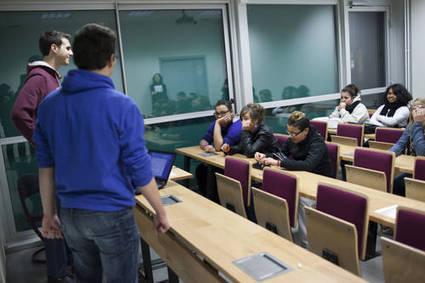 Des lycéens accompagnés vers les grandes écoles - Conseil régional d'Île-de-France   GEPPM   Scoop.it
