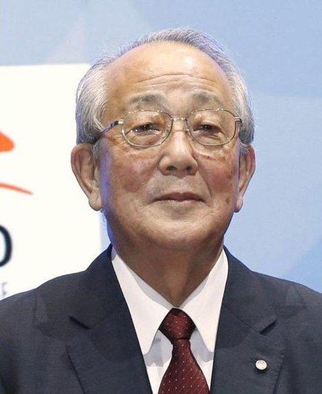 Kazuo Inamori, bouddhiste, altruiste et grand patron   Le changement, nouveau levier de performance   Scoop.it
