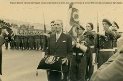 La Légion d'honneur de la Ville de Saint-Nazaire exposée à l'Hôtel de Ville - [Archives municipales de Saint-Nazaire] | Histoire 2 guerres | Scoop.it