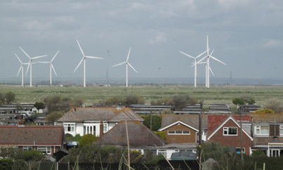 Wind turbines don't affect house prices - politicians do | Case Study | Scoop.it