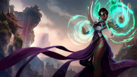 League of Legends devs reveal the new Karma, set to launch 'pretty soon' - Polygon | Nice Shot, Cupcake. | Scoop.it