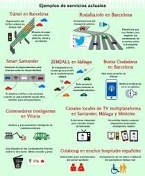 Infografia sobre Smart Cities en España | Infraestructuras verdes | Scoop.it