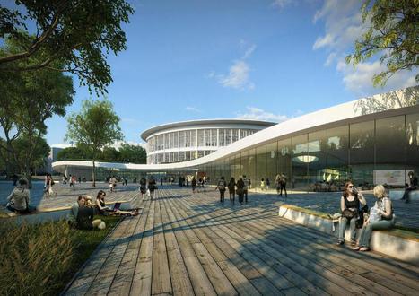 Avec Lilliad, la bibliothèque universitaire de Lille 1 entre dans l ... - La Voix du Nord | Bibliothèques en évolution | Scoop.it