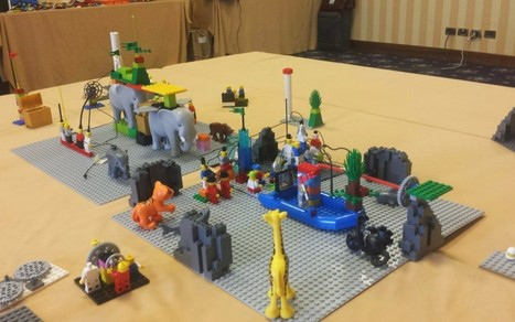 Making Sense of Change with LEGO® SERIOUS PLAY™ | Lean Change Management | #LSP | Scoop.it