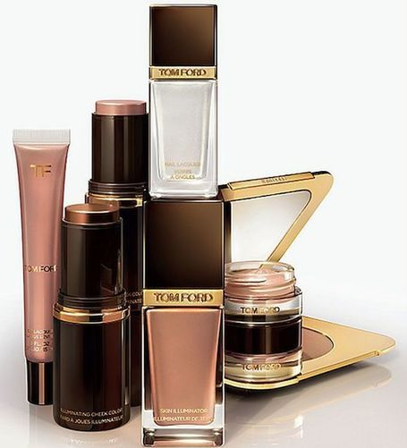 Tom Ford Makeup Collection 2013 | TAFT: Trends And Fashion Timeline | Scoop.it