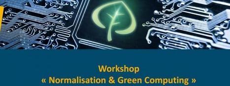 """Retour sur le workshop """"Normalisation & Green Co"""